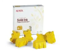 Чернила Xerox Genuine Xerox Solid Ink Yellow, Phaser 8860 (6 Sticks) 14K