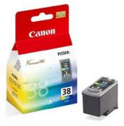 Картридж Canon CL-38 Color для iP1800/ 1900/ 2500/ 2600, MP140/ 190/ 210/ 220/ 470, MX300/ 310