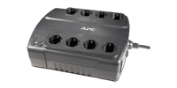 ИБП APC Back-UPS ES 700VA/405W, 230V, Power-Saving, AVR, 8 Rus outlets (4 Surge & 4 batt.), Data/DSL protection, USB, user repl. batt., 2 year warranty