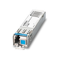 Интерфейсный модуль Allied Telesis AT-SPBD10-14, 10km 1000LX SFP, BiDirectional Fiber 1490Tx/1310Rx - Hot Swa