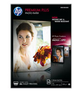 Бумага HP CR673A A4 Premium Plus Semi-gloss, 20л