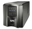ИБП APC Smart-UPS 750VA/500W, Line-Interactive, LCD, Out: 220-240V 6xC13, SmartSlot, USB, COM, HS User Replaceable Bat, Black, 3(2) y.war.