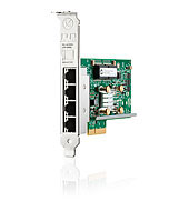 Адаптер HP Ethernet 1Gb 4-port 331T Adapter for DL360p/380pGen8, ML350pGen8
