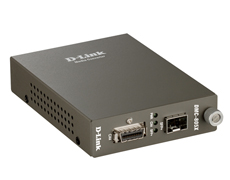 Медиаконвертер D-link DMC-805X, 10G CX4 to 10G SFP+ media converter, 1-port CX4 10G, 1-port SPF+ 10G
