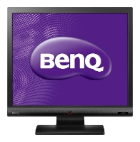 "Монитор BENQ BL702A LED, 17"", 1280x1024, 5ms, 250cd/m2, 12Mln:1, 170°/160°, D-Sub, Black"