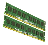 Модуль памяти DDR3 4Gb*2 1600MHz Kingston (KVR16N11S8K2/8) Kit of 2 RTL CL11 non-ECC