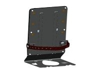 Монтажный комплект Lenovo ThinkCentre Tiny L-Bracket Mounting Kit
