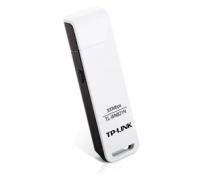 Адаптер TP-Link TL-WN821N, 300Mbps Wireless N USB Adapter with Cradle, Atheros, 2T2R, 2.4Ghz, 802.11n/g/b