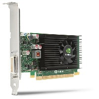 Видеокарта HP NVIDIA NVS 315 1GB PCIe x16 dual head(DMS59 with VGA Y-Cable) (800 G1 TWR/SFF, 600 G1 TWR/SFF, 8200Elite CMT/MT/SFF, 6200 Pro MT/SFF)