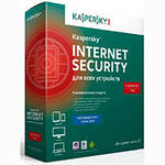 ПО Kaspersky Internet Security Multi-Device Russian Edition. 3-Device 1 year Base Box