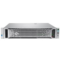 Сервер HP Proliant DL180 Gen9 (833974-B21) E5-2623v4 Hot Plug Rack(2U)/ Xeon4C 2.6GHz(10Mb)/ 1x16GbR1D_2400/ P840FBWC(4GB/RAID0/1/1 0/5/50)/ noHDD(12)LFF/notavail.DVD/ 4HPFans(up5)/ i LOstd(w/o port)/ 2x1GbEth/ EasyRK/1x900W(2up), 77