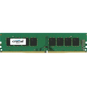 Модуль памяти Crucial 16GB DDR4 2400 MT/s (PC4-19200) CL17 DR x8 Unbuffered DIMM 288pin