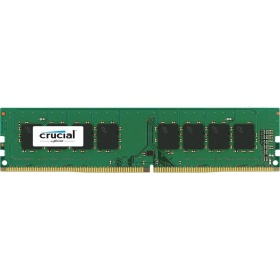 Модуль памяти Crucial 8GB DDR4 2400 MT/s (PC4-19200) CL17 DR x8 Unbuffered DIMM 288pin