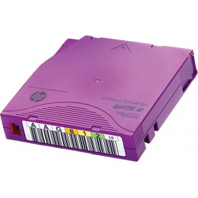 Картридж HP Ultrium LTO6 6.25TB bar code non custom labeled cartridge 20 pack (for libraries & autoloaders; incl. 20 x C7976L)