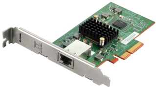 Сетевой адаптер D-Link DXE-810T/A1A PCI Express с 1 порт10GBase-T