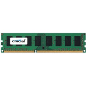 Модуль памяти Crucial by Micron DDR-III 2GB (PC3-12800) 1600MHz CL11 (Retail) Single Rank (CT25664BD160BJ - MT4KTF25664AZ-1G6E1)