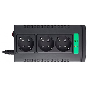 Стабилизатор APC Line-R 600VA Automatic Voltage Regulator, 3 Schuko Outlets, 230V