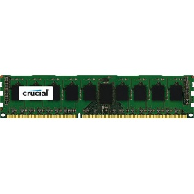 Модуль памяти Crucial 4GB DDR3 1866 MT/s (PC3-14900) CL13 Unbuffered ECC UDIMM 240pin 1.35V 4Gb based