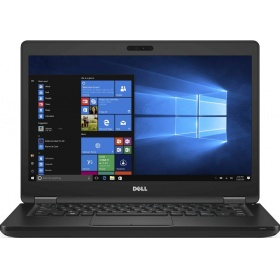 "Ноутбук Dell Latitude 5480 Core i5-6440HQ (2.6GHz) 14.0"" FullHD IPS Antiglare 8GB (2x4GB) DDR4,512GB SSD,Intel HD 530,TPM,WWAN 4G LTE,4 cell (68Wh),3y NBD,W7 Pro 64 (WIn10 Pro Licence) (5480-7850)"
