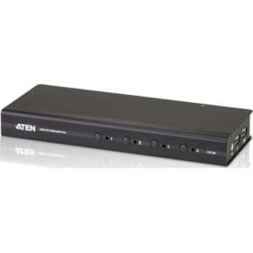 Переключатель Aten 4 PORT USB DVI KVM SWITCH W/EU ADP.