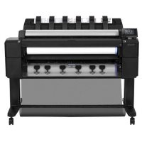 Плоттер HP Designjet T2530 MFP Printer, A1, 2400x1200 dpi, 128 Мб, 500 Гб, Ethernet (RJ-45), USB 2.0, 112 кг.
