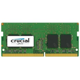 Модуль памяти Crucial SODIMM 4GB DDR4 2400 MT/s (PC4-19200) CL17 SR x8 Unbuffered 260pin