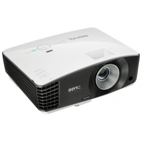 Проектор Benq MU706 DLP; WUXGA; 4000 AL; High contrast ratio 12000:1; 1.3X zoom; Short throw (1.15 - 1.5); 3.3 kg; Noise 28dB (eco); Speaker 2W x1; HDMI x2 (1 w/MHL); 3D via HDMI; auto vertical & H/V keystone