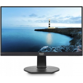 "Монитор 27"" PHILIPS 272B7QPJEB/00 Black с поворотом экрана (IPS, LED, Wide, 2560x1440, 5 ms, 178°/178°, 350 cd/m, 20M:1, +HDMI, +DP, +USB, +MM)"