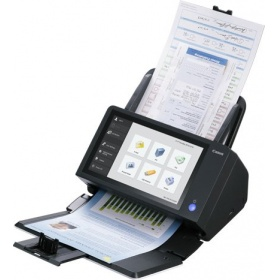 Сканер Canon ScanFront 400 network document scanner, duplex, 45 ppm, ADF 60, USB, RJ45, A4