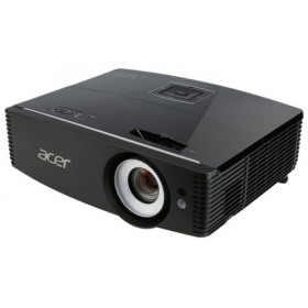 Проектор Acer P6500, DLP 3D, 1080p, 5000Lm, 20000/1, HDMI, RJ45,V Lens shift, LumiSense+, Bag, 4.5Kg,EURO/UK Power EMEA