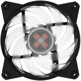 Вентилятор Cooler Master MasterFan Pro 120 Air Balance,120mm,  4-Pin (PWM), RGB