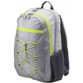 "Рюкзак HP Active Backpack Grey/Neon Yellowcons (for all hpcpq 10-15.6"""" Notebooks) cons"