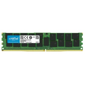 Модуль памяти Crucial 16GB DDR4 2666 MT/s (PC4-21300) CL19 DR x4  ECC Registered DIMM 288pin