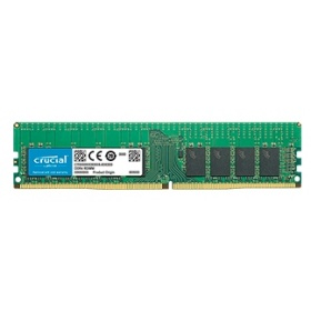 Модуль памяти Crucial 16GB DDR4 2666 MT/s (PC4-21300) CL19 DR x8 ECC Registered DIMM 288pin