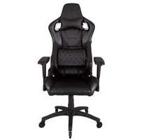 Игровое кресло Corsair Gaming™ T1 RACE, Gaming Chair, High Back Desk and Office Chair, Black/Black (CF-9010001-WW)