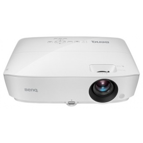 Проектор BenQ MH534 DLP; 1080p; 3300 AL; High Contrast Ratio 15,000:1; 1.2x zoom; 10000 hrs lamp life; 3D via HDMI