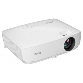 Проектор BenQ MW533 DLP; WXGA; 3300 AL; High Contrast Ratio 15,000:1; 1.2x zoom; 10000 hrs lamp life; 3D via HDMI