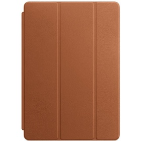 Чехол Apple Leather Smart Cover for 10.5 iPad Pro - Saddle Brown