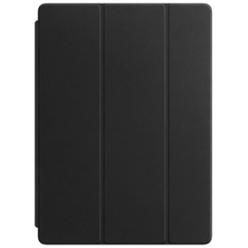 Чехол Apple Leather Smart Cover for 12.9 iPad Pro - Black