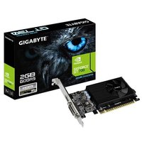 Видеокарта Gigabyte NVidia GeForce GT 730, 2Gb Retail