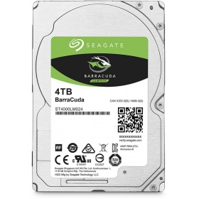 "Жесткий диск HDD 4Tb Seagate Barracuda ST4000LM024 2.5"""" SATA 6Gb/s 128Mb 5400rpm"