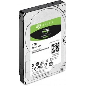 "Жесткий диск HDD 5Tb Seagate Barracuda ST5000LM000 2.5"""" SATA 6Gb/s 128Mb 5400rpm"
