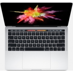 "Ноутбук Apple MacBook Pro MPXX2RU/A 13"" with Touch Bar: 3.1GHz dual-core Intel Core i5 (TB up to 3.5GHz)/8GB/256GB SSD/Intel Iris Plus Graphics 650 - Silver"