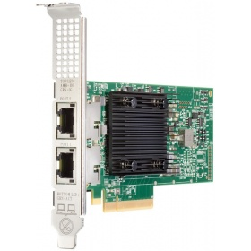 Сетевой адаптер HPE Ethernet Adapter (813661-B21), 535T, 2x10Gb, PCIe(3.0), Broadcom, for Gen10 servers