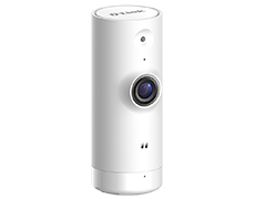 "Интернет-камера D-Link DCS-8000LH/A1A, 1 MP Wireless HD Day/Night Cloud Network Camera.1/4"" 1 Megapixel CMOS sensor, 1280 x 720 pixel, 30 fps frame rate, H.264 compression, Fixed lens: 2,45 mm F 2.4, Built-in ICR/I"