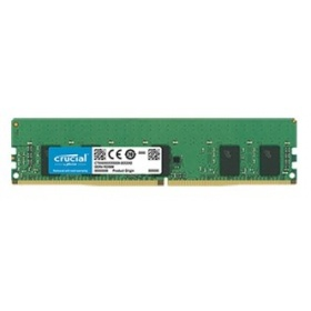Модуль памяти Crucial (CT8G4RFS8266) 8GB DDR4 2666 MT/s (PC4-21300) CL19 Single Rank x8 ECC Registered DIMM 288pin