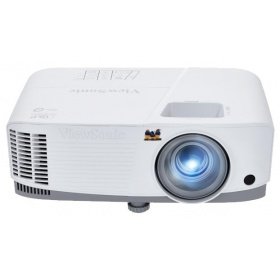Проектор ViewSonic PA503S (DLP, SVGA 800x600, 3600Lm, 22000:1, HDMI, 1x2W speaker, 3D Ready, lamp 15000hrs, 2.12kg)