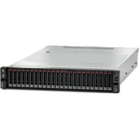 Сервер Lenovo TCh ThinkSystem SR650 (7X06A08HEA) Rack 2U, Xeon Silver 4110 (8C 2.1GHz 11MB Cache/85W), 16GB/2Rx8/1.2V RDIMM, noHDD (up to 24), NoSR, noGbE,1x2,8m Juniper Cord, 1x750W p/s (up to 2), XCC Enterprise