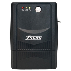ИБП POWERMAN Back Pro 800I PLUS IEC320, line-interactive, 800VA, 480W, 4 IEC C13 with backup power, USB, 12V 9Ah battery 1 pc., 298mm x 101mm x 142mm, 5.2 kg.