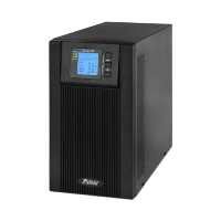 ИБП POWERMAN Online 2000 Plus, LCD, dual conversion, 2000VA, 1600W, 3 eurosockets with backup power, USB, RS232, SNMP slot, RJ11 / RJ45 protection, external battery pack (not included), 191mm x 469mm x 339mm, 22kg .